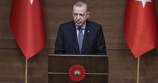 Cumhurbaşkanı Erdoğan: Türkiye'nin verisi Türkiye'de kalmalı