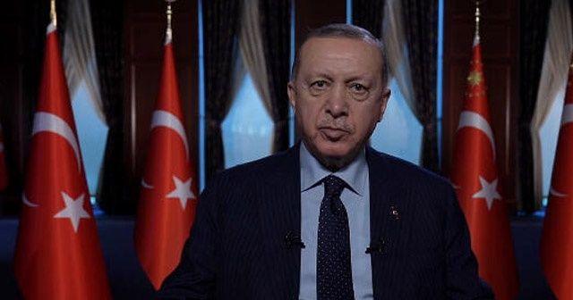Cumhurbaşkanı Erdoğan: İslam ve yabancı düşmanlığına dur denilmeli