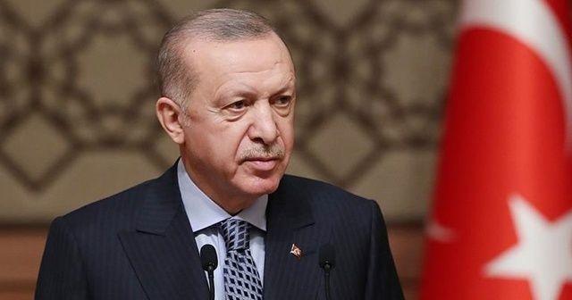 """Cumhurbaşkanı Erdoğan, """"OECD İstanbul Merkezi Açılış Töreni""""ne video mesaj gönderdi"""