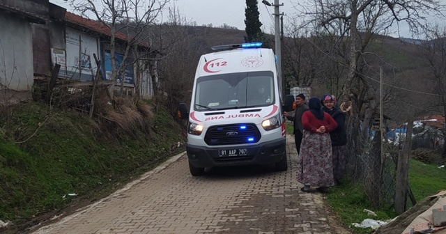 Düzce'de 4 çocuk sobadan sızan gazdan zehirlendi