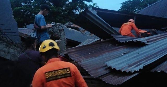 Endonezya'daki depremde ölenlerin sayısı 46'ya çıktı