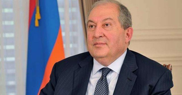 Ermenistan Cumhurbaşkanı Sarkisyan, korona virüse yakalandı