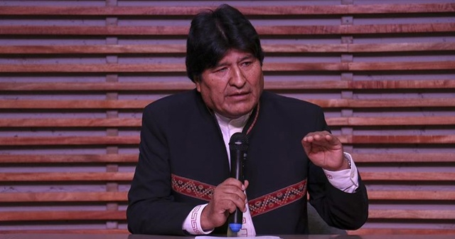 Evo Morales Kovid-19'a yakalandı