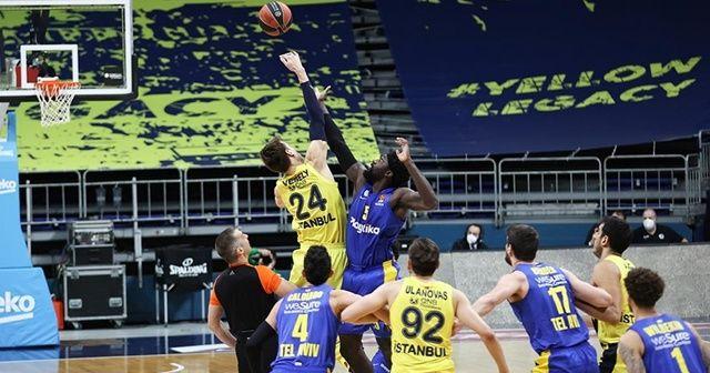 Fenerbahçe galibiyet serisini 7 maça çıkardı