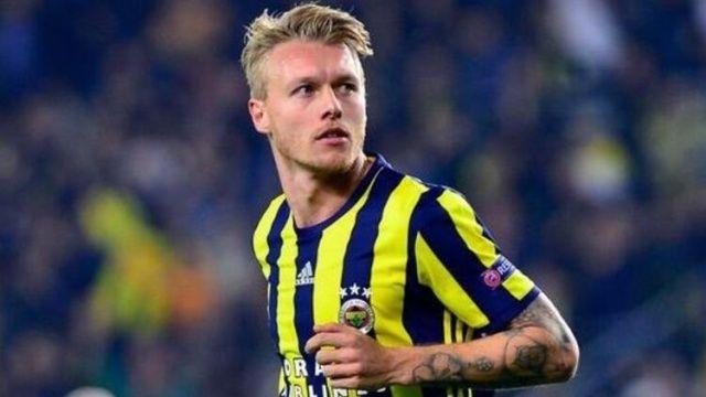 Fenerbahçe Transferde Simon Kjaer'e Kancayı Taktı