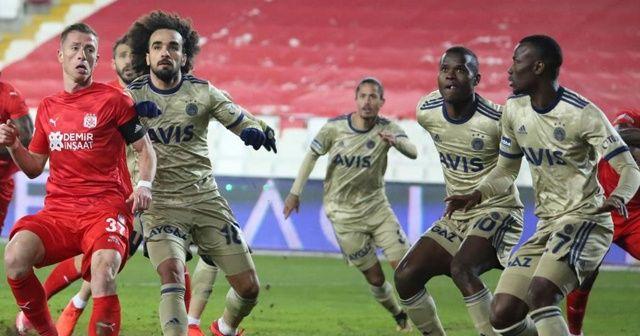 Fenerbahçe'de seri sona erdi