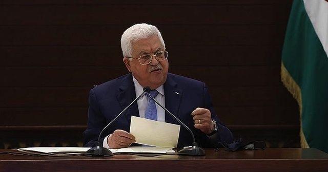 Filistin'de genel seçimlerin tarihi belli oldu