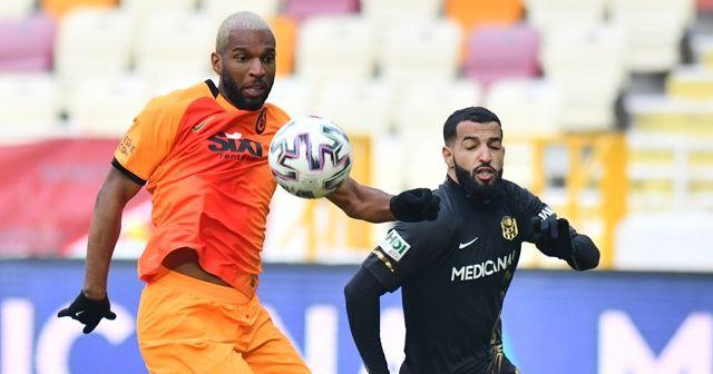 Galatasaray'a 3 puanı Babel getirdi