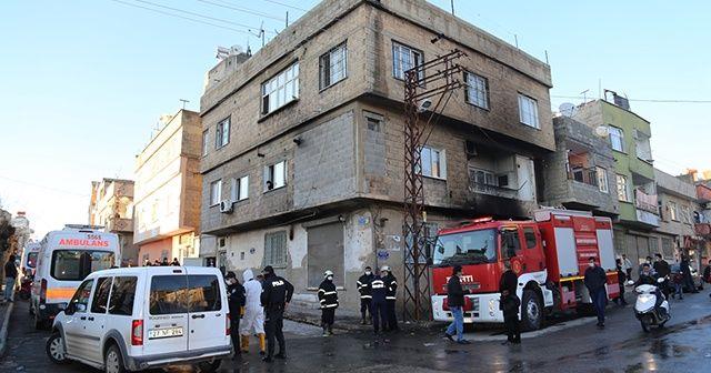 Gaziantep'te çıkan yangında 2 çocuk öldü