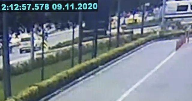 Hastaya yetişmeye çalışan ambulans kaza yaptı