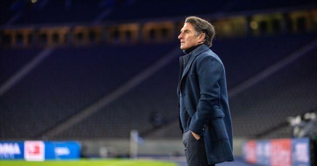 Hertha Berlin, teknik direktör Bruno Labbadia'nın görevine son verdi