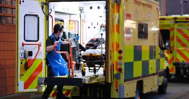 İngiltere'de son 24 saatte bin 564 can kaybı