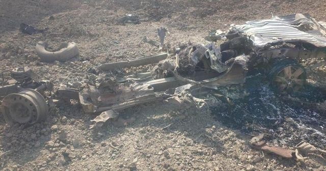 Irak'ta hava saldırısı: 10 DEAŞ'lı öldürüldü