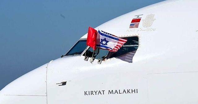 İsrail ile Fas arasında uçak seferleri anlaşması yapıldı