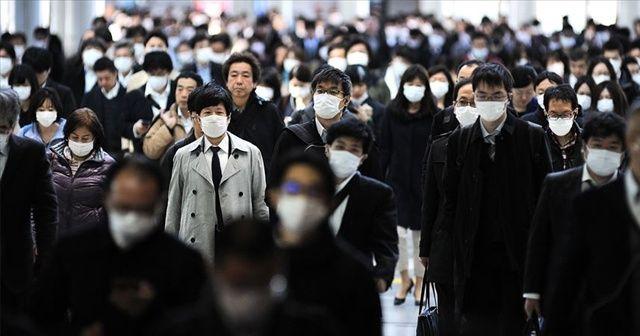 Japonya'da mutasyonlu korona vakaları giderek artıyor