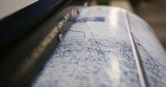 Japonya'nın Hokkaido eyaletinde 5,4 büyüklüğünde deprem