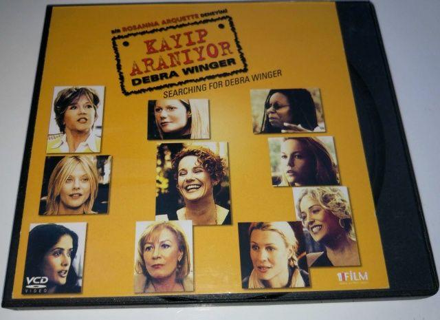 Kayıp Aranıyor: Debra Winger (Searching for Debra Winger 2002)