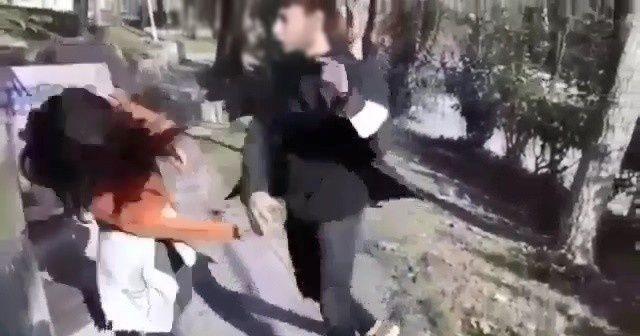 Kız arkadaşını darp edip, şiddet anlarını kayda alan şüpheli serbest bırakıldı