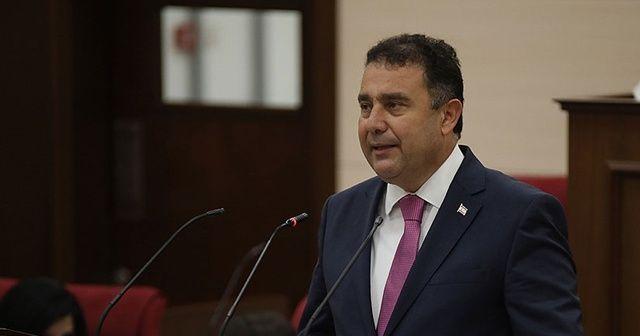 KKTC Başbakanı erken seçim önerisinde bulundu