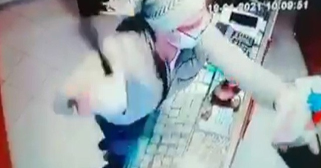 Kuyumcuda coplu saldırı