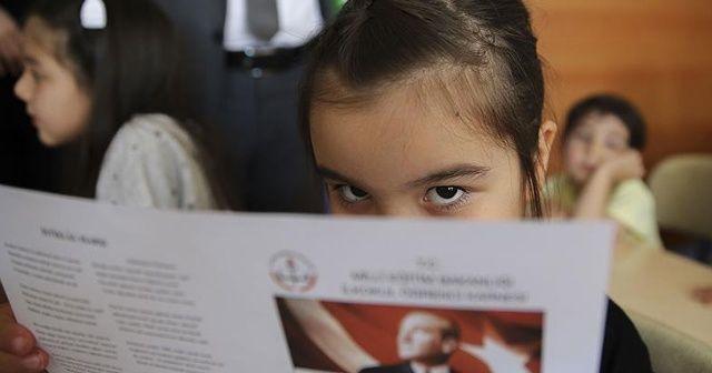 MEB: İlk ve ortaokullarda karne notları derse katılım puanıyla belirlenecek