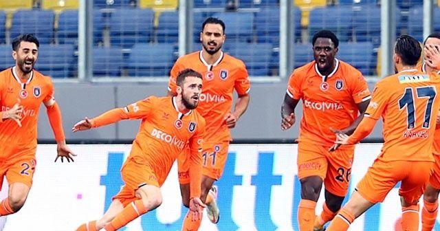 Medipol Başakşehir yarın Demir Grup Sivasspor'u konuk edecek
