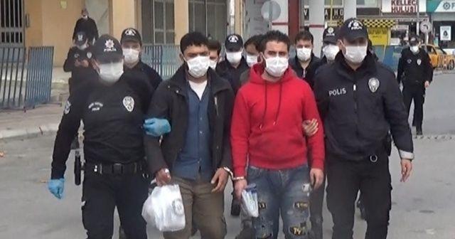 Mersin'de terör örgütü DEAŞ operasyonu: 14 gözaltı