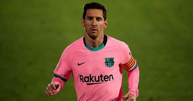 Messi La Liga'da 500. maçına çıktı