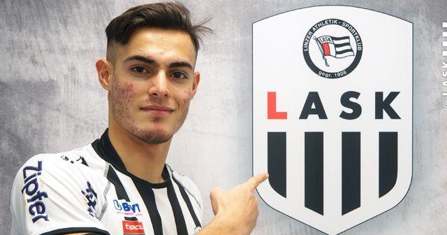 Metehan Altunbaş, LASK Linz'e transfer oldu