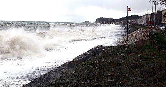 Meteoroloji'den 4 bölge için fırtına uyarısı