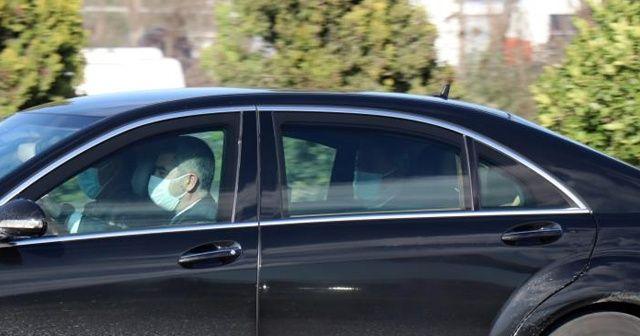 Milli Savunma Bakanı Akar Sakarya'da