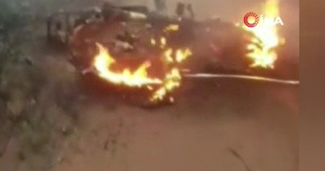 Nijerya'da petrol tankeri patladı: 4 ölü