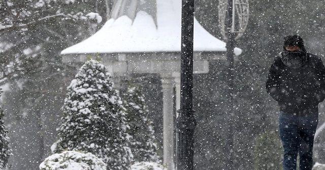 O iller de yaşayanlar dikkat! Kar bekleniyor