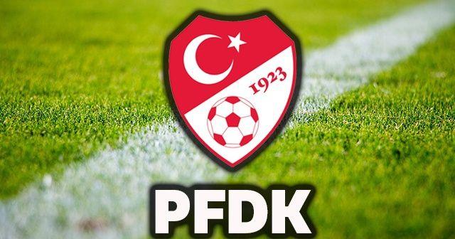 PFDK'dan Jefferson'a 3, Haddadi'ye 2 maç ceza