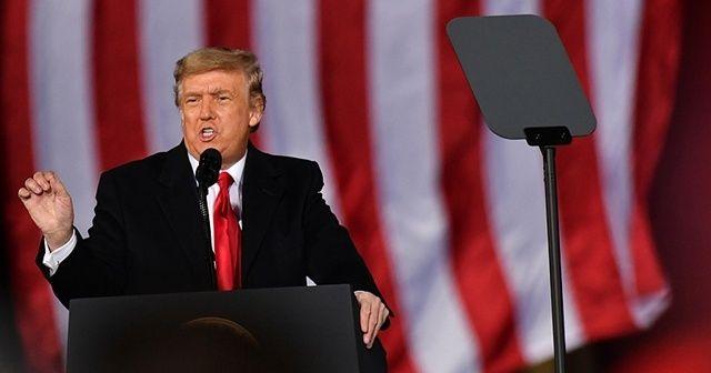 Senato, Trump'ın azli için 19 Ocak'tan önce toplanmayacak
