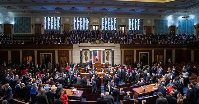 Temsilciler Meclisi Trump'ın azlini onayladı