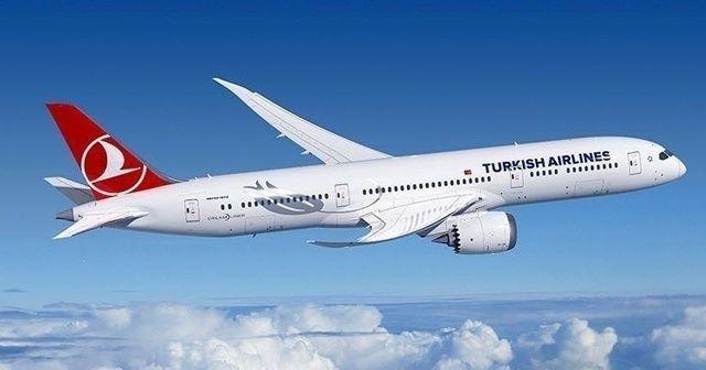 THY uçuş trafiğiyle 13 Ocak'ta Avrupa'nın zirvesinde yer aldı
