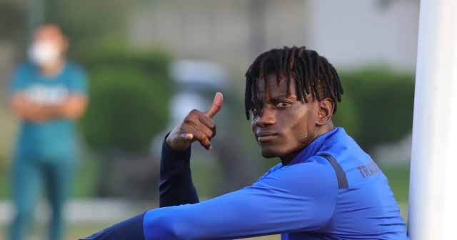 Trabzonspor koruyucusu Edgar le