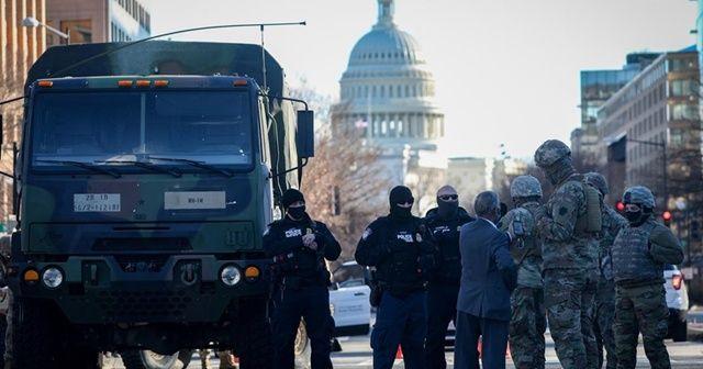 Trump'ın azil yargılaması için 5 bin Ulusal Muhafız kalacak