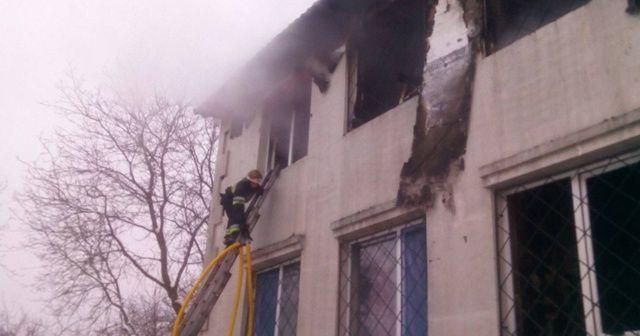 Ukrayna'da huzurevinde yangın: 15 ölü, 5 yaralı