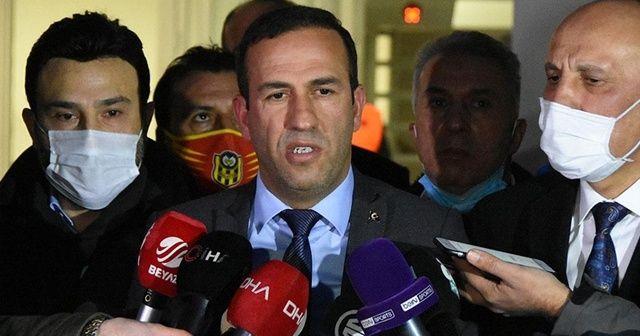 Yeni Malatyaspor Kulübü Başkanı Adil Gevrek: Yüzde 30 küçüleceğiz