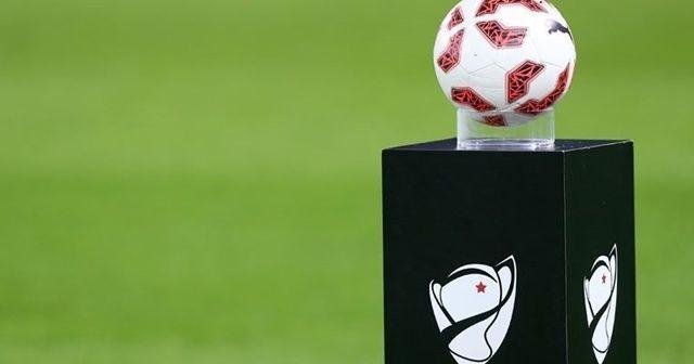 Ziraat Türkiye Kupası'nda çeyrek ve yarı final kuraları yarın çekilecek