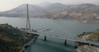 Kömürhan Köprüsü yarın hizmete girecek