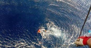 Akdeniz'de Libya açıklarında düzensiz göçmen faciası