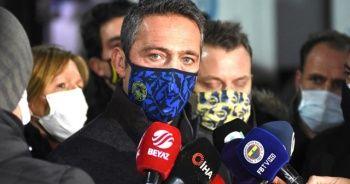 """Ali Koç: """"Fenerbahçe'nin tam olarak ne olduğunu bilmiyorsunuz; hodri meydan!"""""""