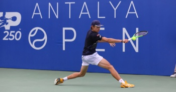 Antalya Open'da finalin adı Minaur - Bublik