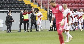 Antalyaspor Başkent'te kazandı