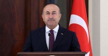 Bakan Çavuşoğlu'dan Fransa mesajı