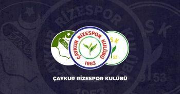 Çaykur Rizespor'a koronavirüs vakası şoku