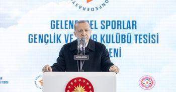 Cumhurbaşkanı Erdoğan tek tek sayıp uyardı: Güvenle bakamayız